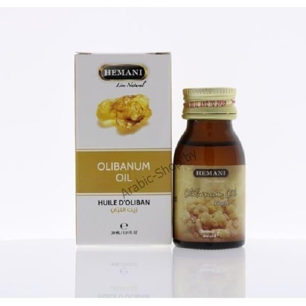 "Масло Ладана ""Hemani Olibanum oil"" (30 мл) - Для Волос и Кожи"